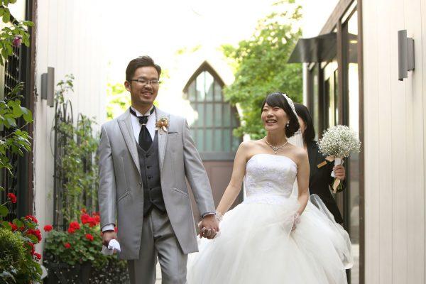 「この人を幸せにしたい!」心からそう思える妻に出会えたことに、感謝します