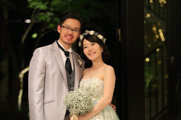 あなたが最高の結婚式を挙げられることを、心から願っています^^