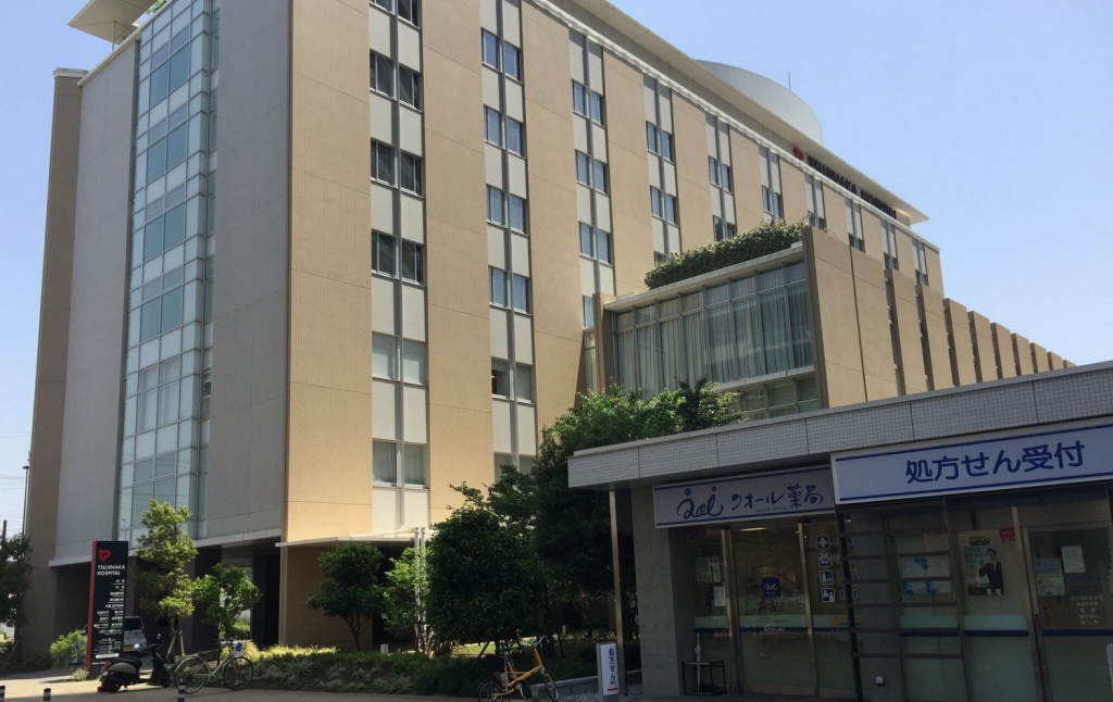 柏の葉キャンパス駅から辻仲病院への道順(アクセス):印刷用データもあり